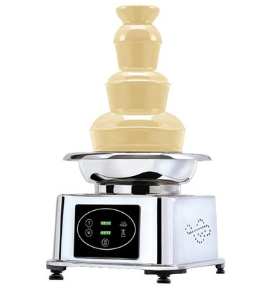 XXLselect Chocolate Fountain - Automatic - 3.2kg chocolate - 32x (h) 56cm