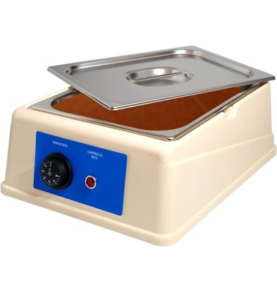 XXLselect Chocoladesmelter - 6 Liter - 1/2GN - 100mm