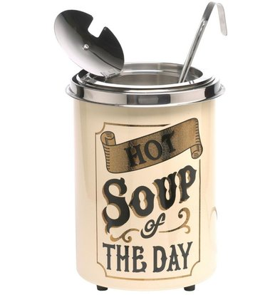 Neumarker Hot soup of the Day - Soepketel 5 Liter - Ø250x(h)350 mm