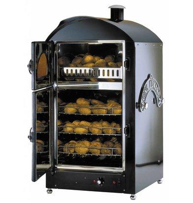 Neumarker Potato oven 100 + 100 Potatoes - 590x590x (h) 1200mm - 400V / 6KW