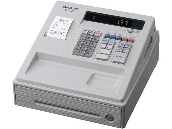 Sharp Kassa Sharp XE-A137WH - Thermische Printer (GEEN INKT NODIG) - 200 Producten - 8 Productgroepen