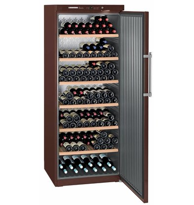 Liebherr Wine Fridge Terra Colour - Close Door | 312 Bottles | Liebherr | 666 Liter | WKT 6451 | 75x76x (h) 193cm