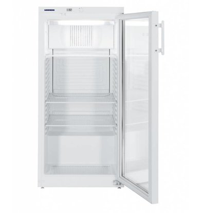 Liebherr Refrigerator Dynamic White | Glass Door | Liebherr | 250 Liter | FKv 2643 | 60x61x (h) 125cm