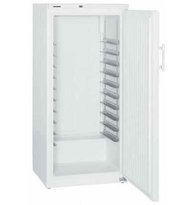 Liebherr Freezer Bakery standard White   10 carrier rails - 600x400mm   Liebherr   491 Liter   BG 5040   75x73x (h) 164cm