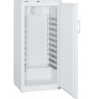 Liebherr Bakery refrigerator Standard White   10 carrier rails - 600x400mm   Liebherr   321 Liter   BKv 5040   75x73x (h) 164cm