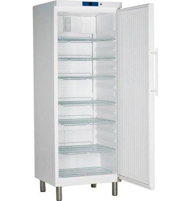 Liebherr White Refrigerator Gastronomy at Paws | Liebherr | 663 Liter | GKN 6410 | 75x75x (h) 206cm