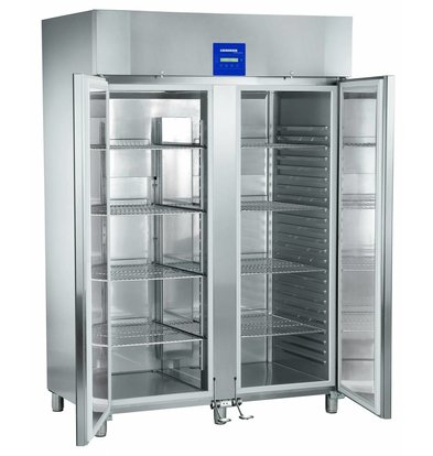 Liebherr Double freezer ProfiLine | Liebherr | 1427 Liter | 2 / 1GN | GGPv 1490 | 143x83x (h) 215cm | Foot pedal opener