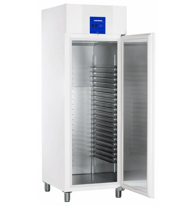 Liebherr Bakery refrigerator Standard White Profi Line   20 carrier rails - 400x600mm   Liebherr   601 Liter   BKPv 6520   70x83x (h) 215cm