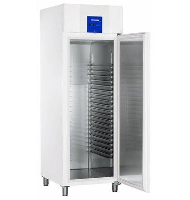 Liebherr Freezer Bakery standard White Profi Line   20 carrier rails - 400x600mm   Liebherr   601 Liter   BGPv 6520   70x83x (h) 215cm