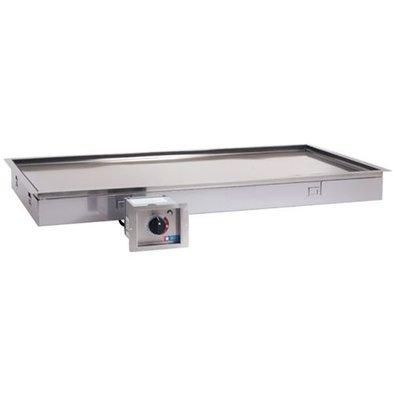 Alto Shaam Hot Plate   Alto Shaam HFM-48   electric   780W   1237 (b) x627 (d) x137 (H) mm