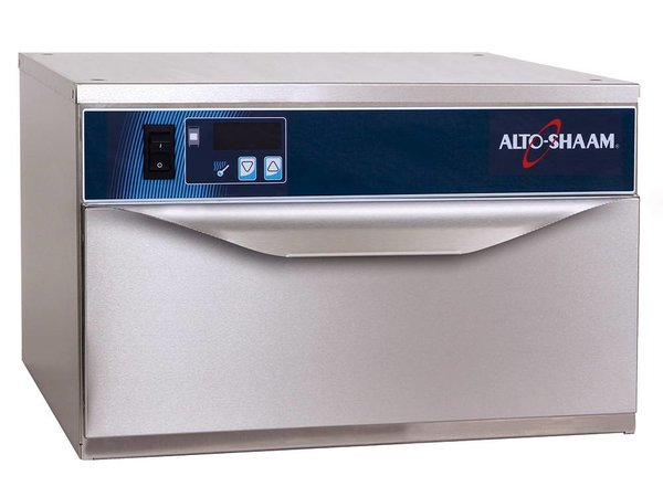 Alto Shaam Warmhoudladen 1 Lade| Alto Shaam 500-1DN | Elektrisch | 590W | Smalle Uitvoering