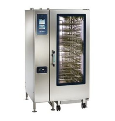 Alto Shaam Combitherm Oven | Combisteamer | Alto Shaam CTP20-20G Proformance | Gas| 2kW | 40x1/1GN of 20 x2/1GN