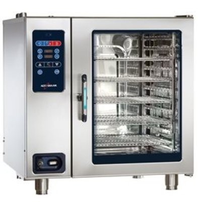 Alto Shaam Combitherm Oven | Combisteamer | Alto Shaam CTC10-20G Classic | Gas | 32kW | 20x1/1GN of 10 x2/1GN