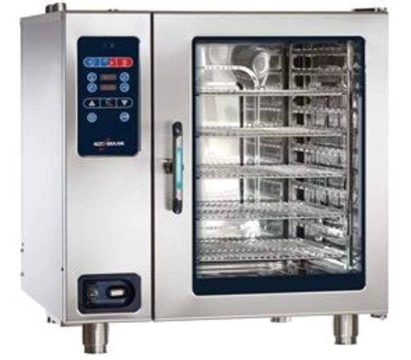Alto Shaam Combitherm Oven   Combisteamer   Alto Shaam CTC10-20G Classic   Gas   32kW   20x1/1GN of 10 x2/1GN