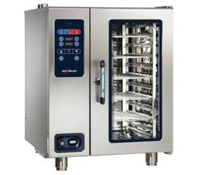 Alto Shaam Combitherm Oven   Combisteamer   Alto Shaam CTC10-10G Classic   Gas   18,5kW   10x1/1GN