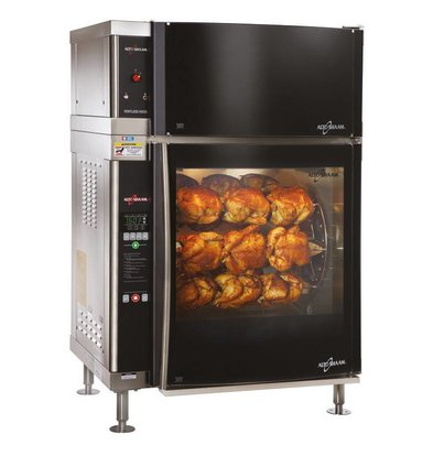 Alto Shaam Rotisserie-oven | Alto Shaam AR-7EVH | 8,8kW | 28 Chickens (7 Digging or 7 Scales) | Net Gross 218kg and 258kg