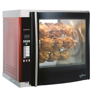 Alto Shaam Rotisserie-Oven | Alto Shaam AR-7E | 8,8kW | 28 Kippen (7 Spitten of 7 Schalen) | Netto 164kg en Bruto 245kg