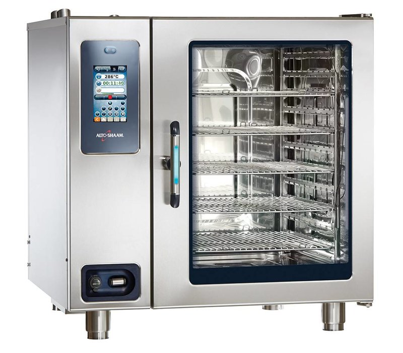 Alto Shaam Combitherm Oven   Combisteamer   Alto Shaam CTP10-20G Proformance   Gas   1kW   20x1/1GN of 10 x2/1GN