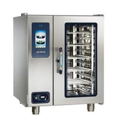 Alto Shaam Combi Therm Oven | combisteamer | Alto Shaam CTP10-10E Proformance | electric | 18,9kW | 10 x1 / 1GN