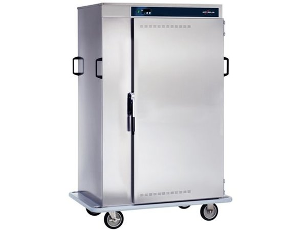 Alto Shaam Banquetwagen RVS | Alto Shaam 1000-BQ 2/128 | Elektrisch | 2kW | 1164(b)x739(d)x1716(h)mm