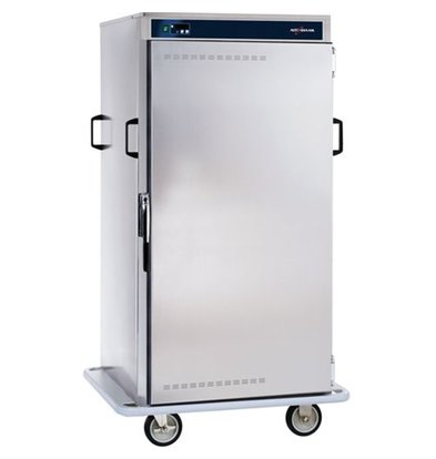 Alto Shaam Banquet trolley stainless | Alto Shaam 1000 BQ 2/96 | electric | 1,5kW | 964 (b) x739 (d) x1716 (H) mm