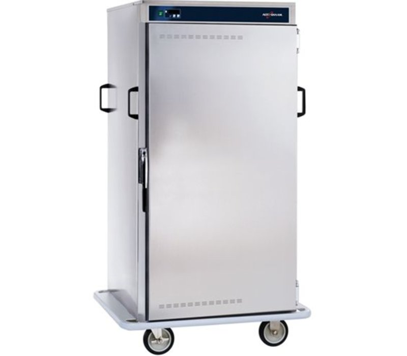 Alto Shaam Banquetwagen RVS | Alto Shaam 1000-BQ 2/96 | Elektrisch | 1,5kW | 964(b)x739(d)x1716(h)mm