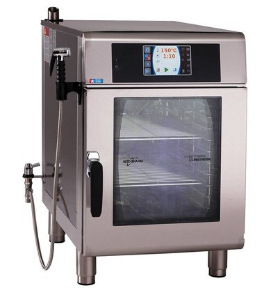 Alto Shaam Combi Therm Oven | combisteamer | Alto Shaam CTX4-10EC | electric | 7,75kW | 10 x1 / 1GN