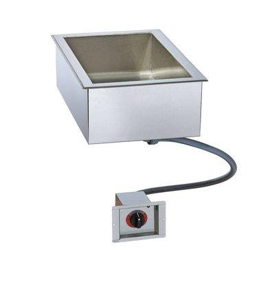 Alto Shaam Dry bain-marie   Alto Shaam 100-HW / D6   electric   600W   1x 1 / 1GN 150mm