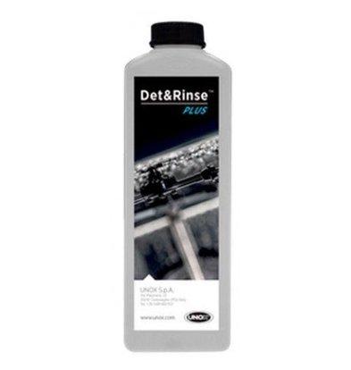 Unox Reinigingsmiddel DET& Rinse | DB 1015 | Doos 10x 1 Liter