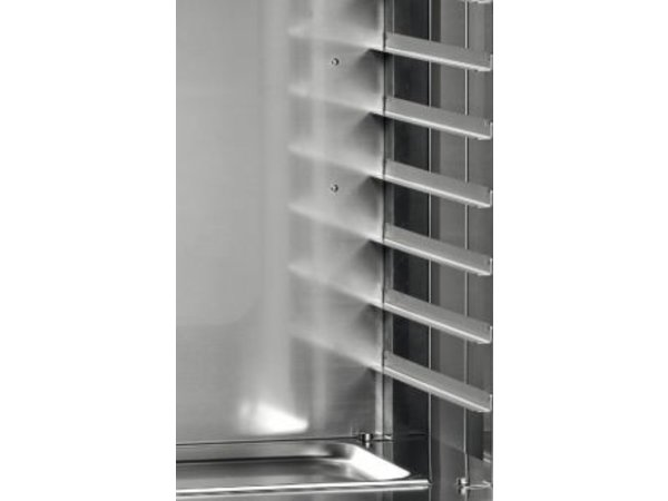 Bartscher Rijskast 8 x 2/3 GN en/of 8x 442x320mm