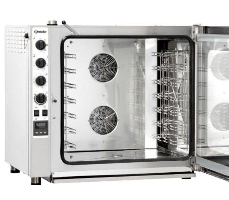 Bartscher Gas combi-steamer M 10110 G tot 10 x 1/1 GN