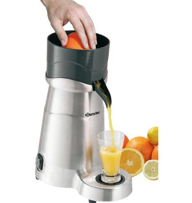 Bartscher Power Juicer Joy - Cast Aluminium - 230V / 180W - 210x320x (H) 415mm