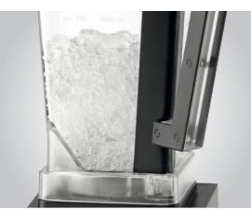 Bartscher Multi Blender | Behuizing RVS | 3 Snelheden | Pulse-Functie | 215x215x(H)460mm