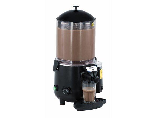 Casselin Chocoladedispenser Zwart ABS | 10 Liter | 1006W | 410x280x580(h)mm