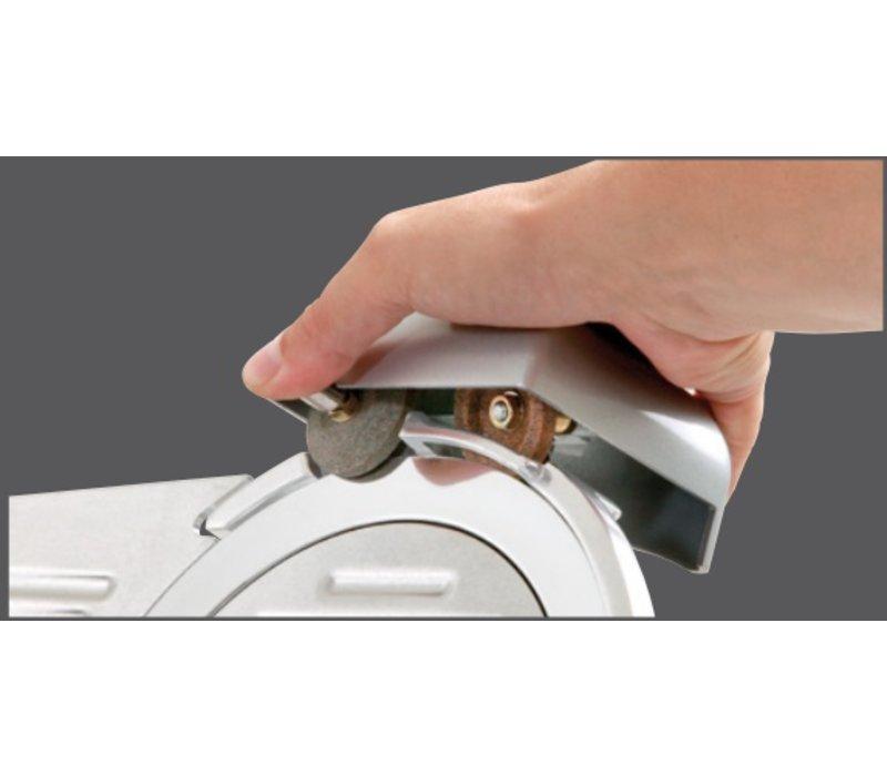 Bartscher Professionele Aluminium Vleessnijmachine | 230V | 380W | 480x595x450(H)mm