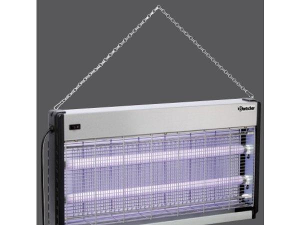 Bartscher Insecten Verdelgingslamp - 12 meter bereik