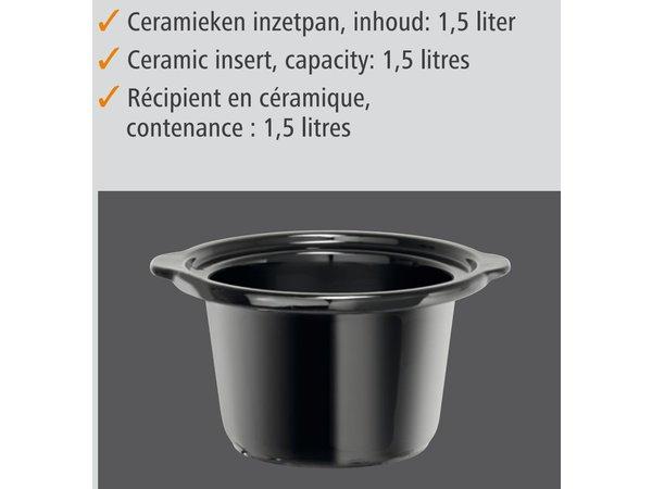 Bartscher Slowcooker 1,25  liter Mini