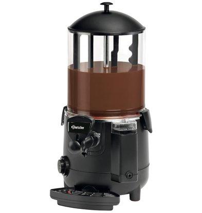 Bartscher Chocoladedispenser 9,5 Liter | Kunststof Behuizing | Afneembare kraan | 280x410x(H)580mm