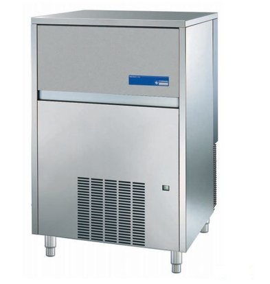 Diamond Grain ice maker - 150 kg / 24 h - storage 55 kg