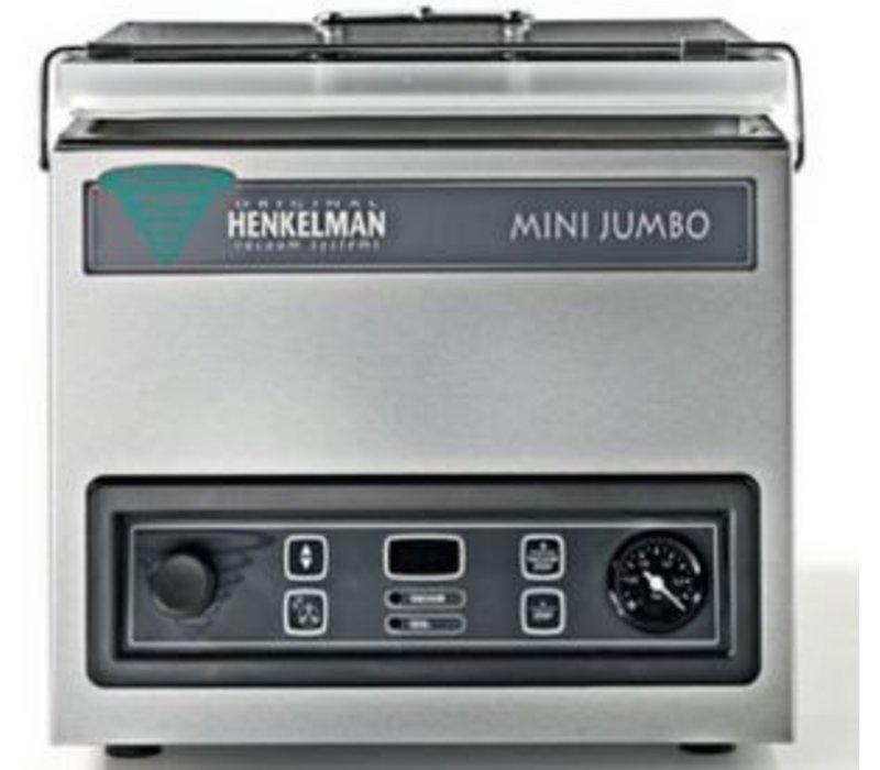 Henkelman Vacuummachine Mini Jumbo   Henkelman   004m3 / 25-60 sec   Afm. Kamer 310x280x(h)85mm