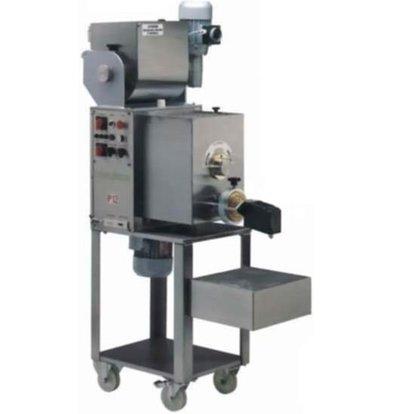 Diamond Automatische Pasta Machine - Deegmachine - 25/35 kg per uur - 550x580x(h)1550mm
