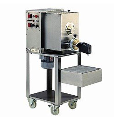 Diamond Automatic Pasta Machine - Dough mixer - 15/18 kg per hour - 400x580x (h) 1120mm