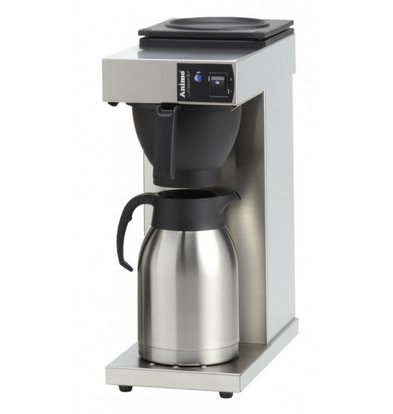 Animo Koffiezetapparaat RVS Animo | 10385 | Excelso T | Inc RVS Kan 2 Liter | 2100W | 190x370x(h)480mm