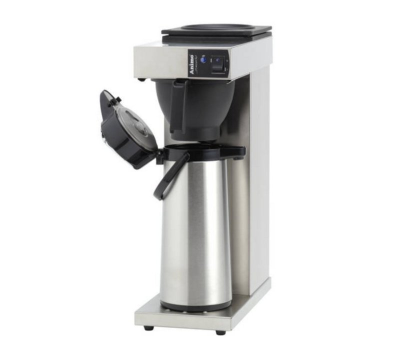 Animo Koffiezetapparaat RVS Animo | 103905 | Excelso Tp | Exc Thermoskan 2,1 Liter | 2100W | 190x370x(h)480mm