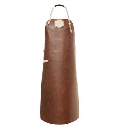 Witloft Leather Apron Witloft | Regular apron Cognac / Nude | WL-ARU-07 | Unisex | Large 85 (L) x60 (b) cm