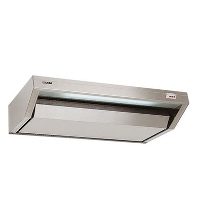 Novy Horeca Hood with built-in Dual Engine | Lights and 3 positions | 100x52x (h) 17cm | 700m5