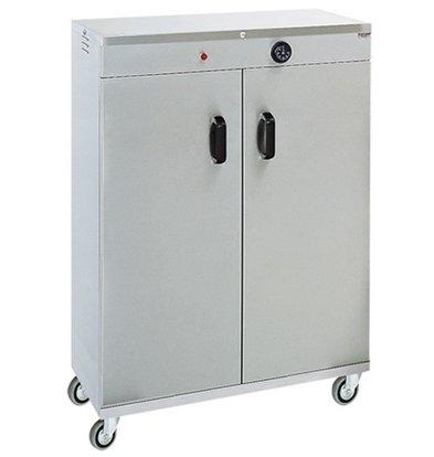 XXLselect Plate warmer for 120 plates - 1000W - 72x44x (h) 101cm