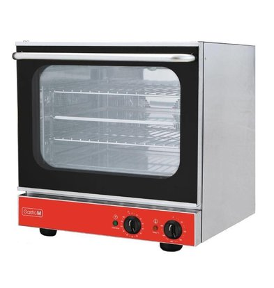Gastro M Convection oven 4xGN2 / 3 | 50 ° C - 300 ° C 230V | 585 (b) x 557 (d) x 568 (h) mm