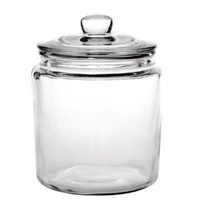 Olympia Voorraadpot Glas Olympia | 6,2 Liter | Ø200x293(h)mm