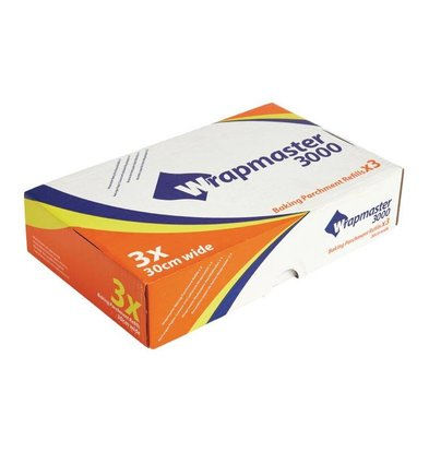 Wrapmaster Bakpapier Navulling | 300mm x 50m